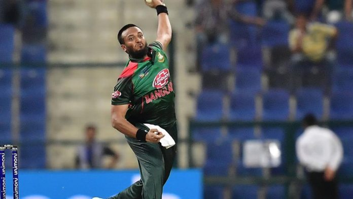Bangladesh to call Shakib back from IPL for World Cup camp