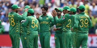 Pakistani players determined to put up a good show in the World Cup