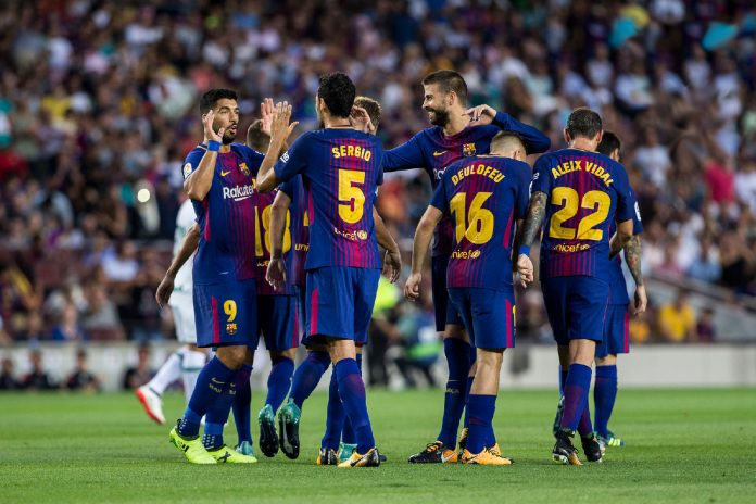 Barca on cusp of La Liga triumph after win over Real Sociedad