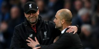 Guardiola says City, Liverpool have set new Premier League standards