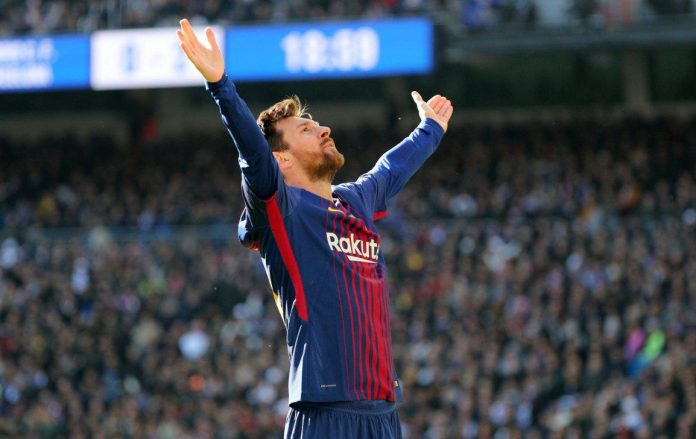 'We want Messi to always be at Barca' - Bartomeu
