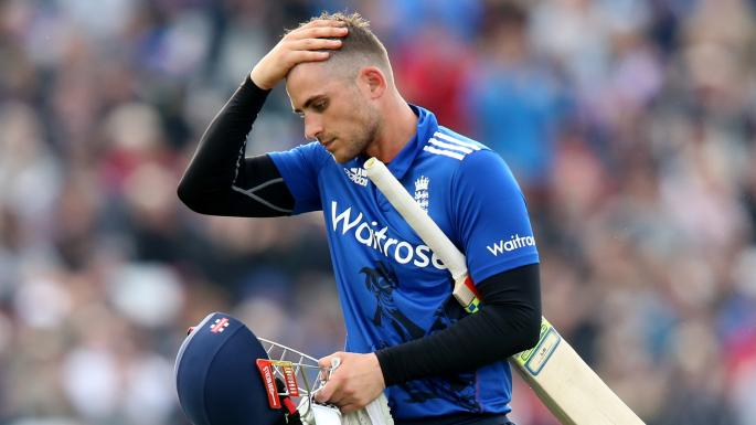 Alex Hales withdrawn from England World Cup squad