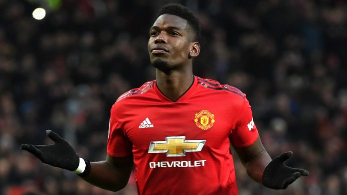 Pogba wants to stay at Man Utd, says Solskjaer