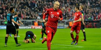 Robben admits he may never play for Bayern again
