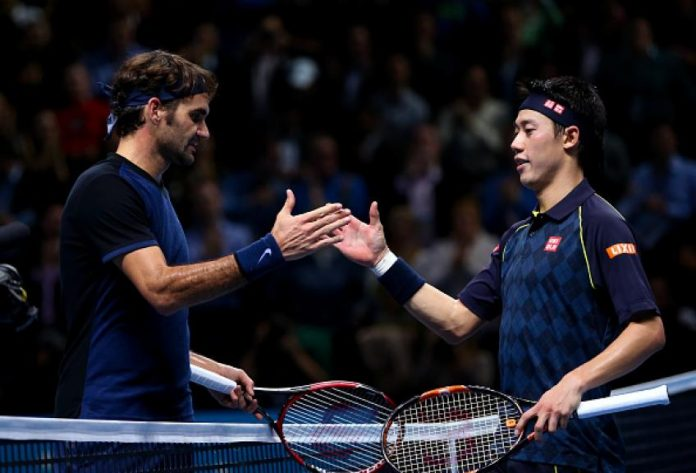 Nishikori tips Federer for clay comeback success