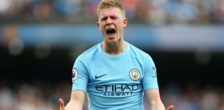 De Bruyne says City will struggle to reach quadruple target