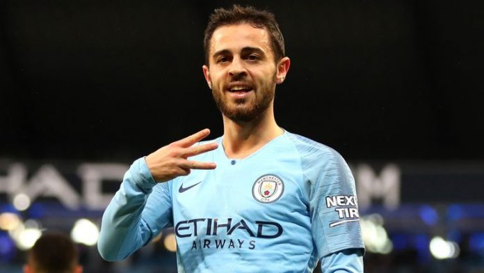 Bernardo Silva: from bit-part player to Man City mainstay