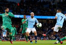 Man City must 'stand up' from Tottenham knockout blow