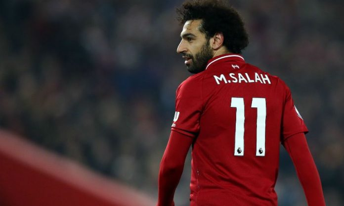 Liverpool's Klopp condemns 'disgusting' Salah abuse ahead of Chelsea clash