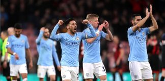 City among best teams ever if they win title again - Foden