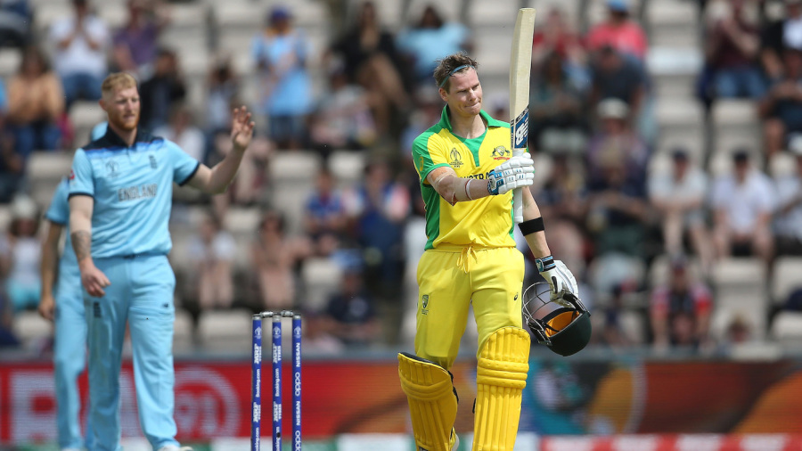 Australia edge out England in World Cup warm-up