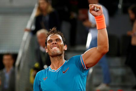Nadal and Djokovic head French Open cast as Federer returns