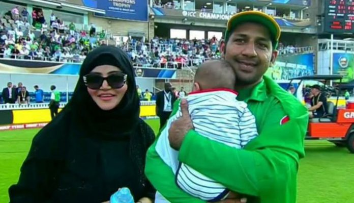 Families of cricketers