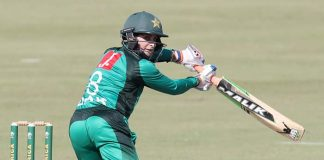 Nida scores second fastest women's T20I 50 in losing cause
