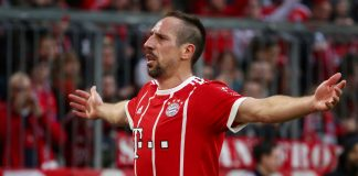 Bayern confirm Ribery departure and farewell match