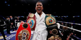 Joshua to fight Andy Ruiz Jr in New York