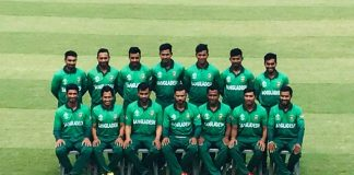 Bangladesh change World Cup strip after uproar