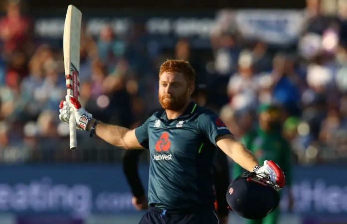 Bairstow century sees England overpower Pakistan