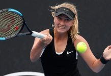 Teenager Potapova 'speechless' after stunning 'idol' Kerber