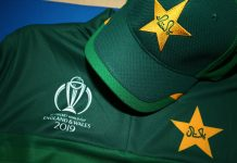 PCB unveils Pakistan's official kit for the World Cup 2019
