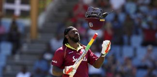 Gayle named West Indies vice captain for World Cup