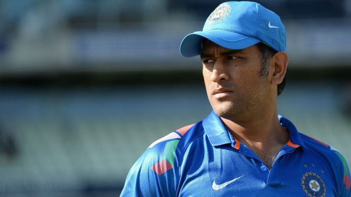 Dhoni stumps fans with painting ambitions