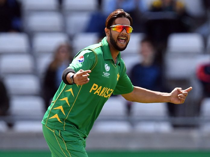 Imad becomes the second-ranked T20I bowler