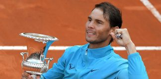 Imperious Nadal blows away Djokovic to land ninth Rome title