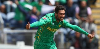 Amir, Wahab, Asif named in the World Cup squad