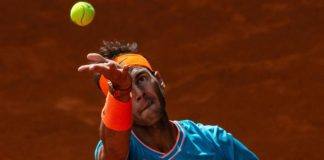 Nadal hoping for clay turnaround after Madrid semi exit