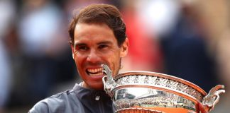 Nadal racks up 12th French crown as Thiem runs out of steam at Roland Garros