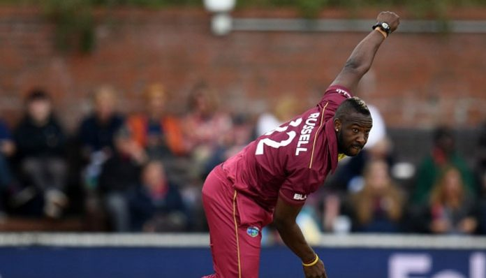 Andre Russell ruled out of World Cup with injury