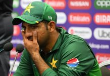 Harbhajan believes Pakistan's failure to reach semis will cost Sarfraz his job