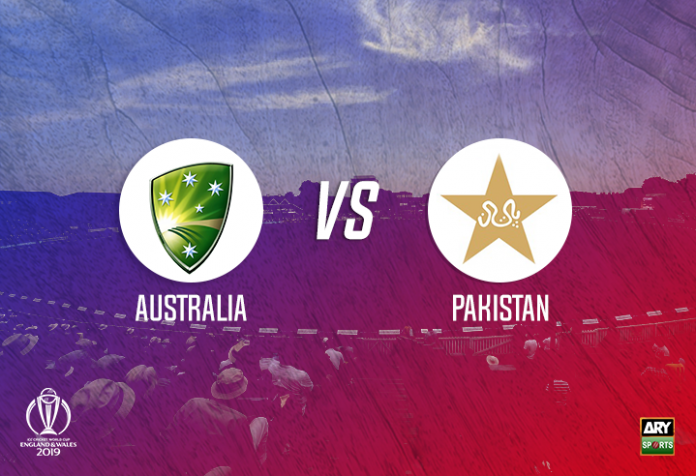 World Cup: Pakistan vs Australia