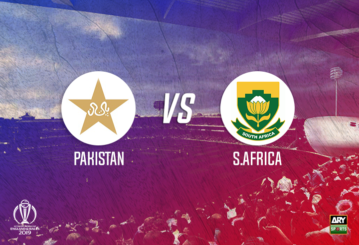 Pakistan make two changes against South Africa as they bat first