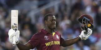 Holder challenges Brathwaite to repeat World Cup ton heroics