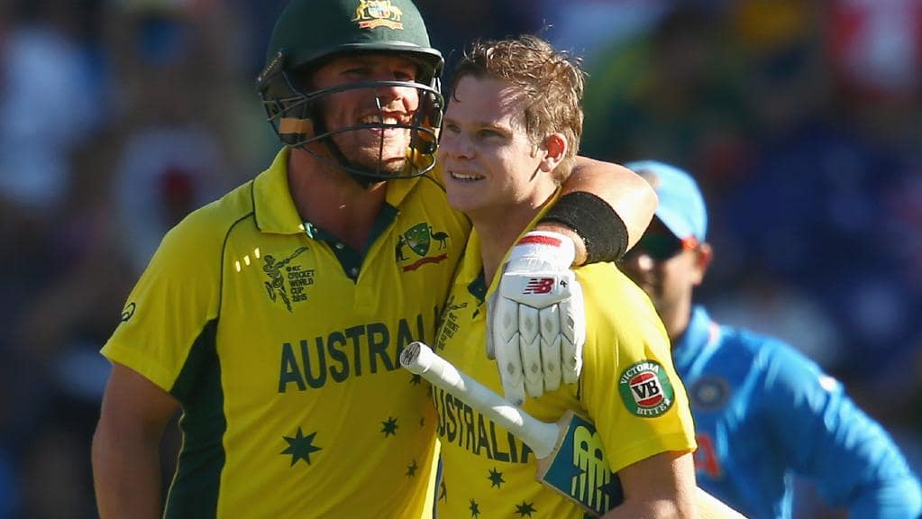 Smith hailed as 'world's best' by Australia captain Finch