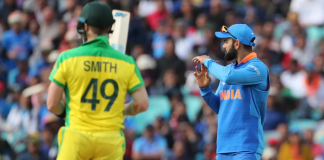 Kohli says booing of Smith 'not acceptable'