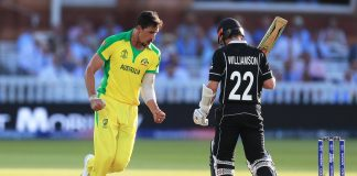 Starc reprises 2015 role to fuel Australia's title defence