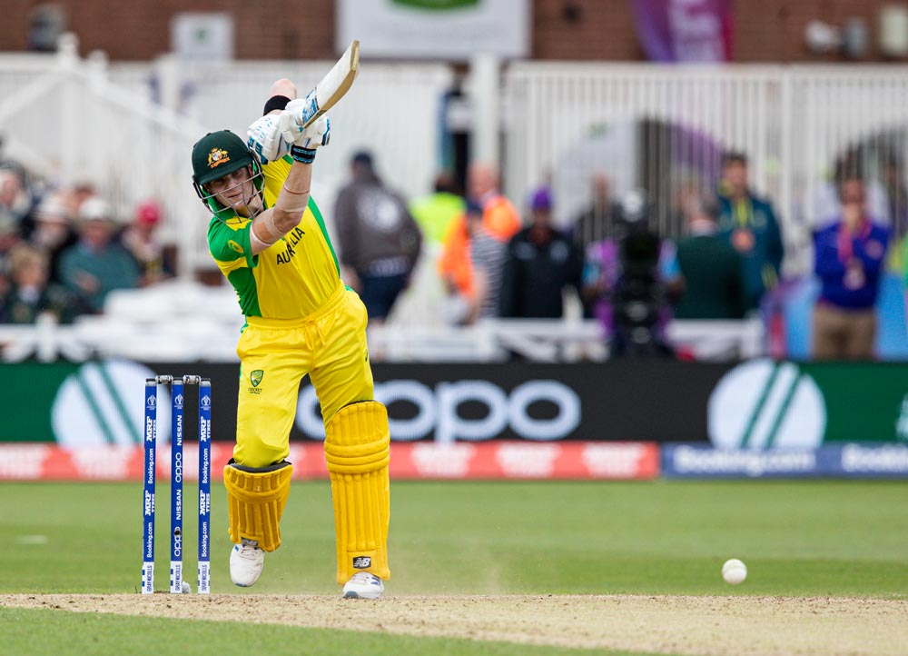Coulter-Nile, Smith lift Australia after early setbacks against Windies