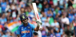 Shikhar Dhawan out of World Cup with a fractured thumb