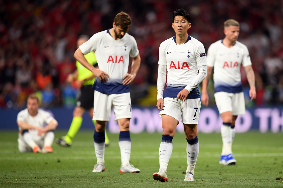 Tottenham must capitalise on the positives of outstanding Champions League run
