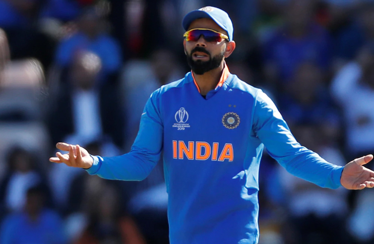 India's Kohli fined for excessive appealing against Afghanistan