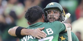 Imad salutes Riaz for driving Pakistan to a win with a broken finger