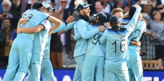 PM May to host victorious England cricket team