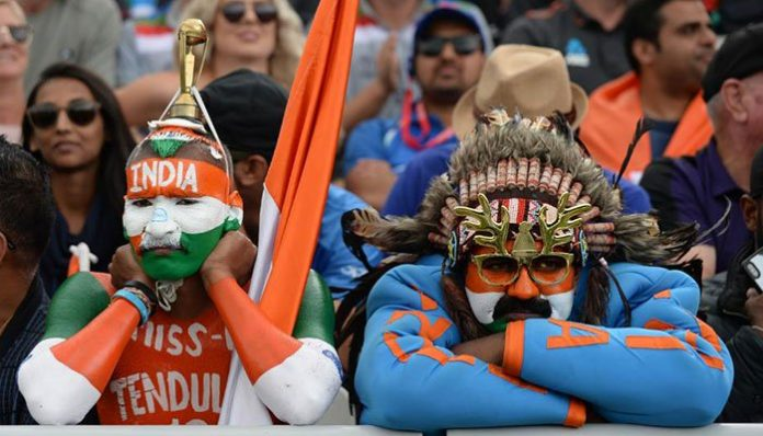 Kohli says fans should be 'measured' after World Cup woe