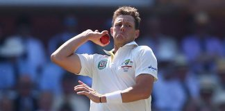 Pattinson dares to dream of Ashes return