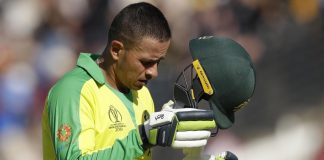 Aussie blow as Khawaja ruled out of World Cup, Stoinis struggles