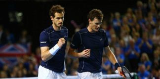 Andy Murray 'excited' to team up with brother Jamie in Washington