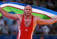 Uzbek wrestler stripped of London 2012 gold medal due to doping